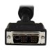 StarTech.com 25 ft DVI-D Single Link Cable - M/M DVIDSMM25