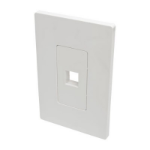 Tripp Lite N080-101 wall plate/switch cover White