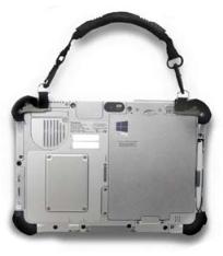 Panasonic PCPE-INFG1B1 Tablet Black strap