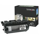 Lexmark 64004HE Toner black, 21K pages