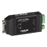 Black Box IC821A serial converter/repeater/isolator RS-232 RS-422/485