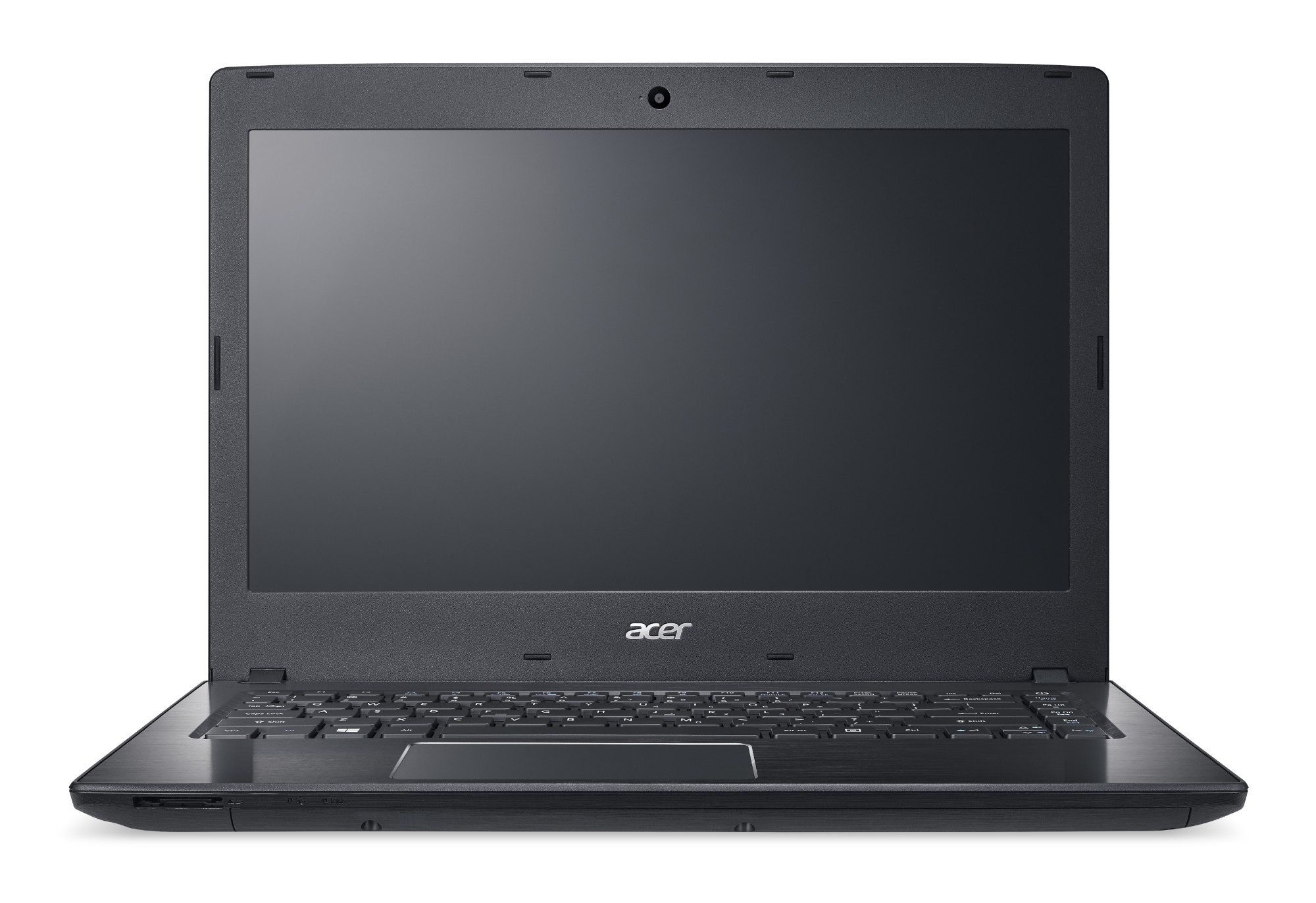 "Acer TravelMate P249-G2-M-56UX 2.50GHz i5-7200U 14"" 1366 x 768pixels Black Notebook"
