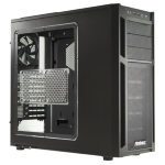 Antec Eleven Hundred Black Steel / Plastic ATX Mid Tower Computer Case