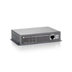 LevelOne Gigabit PoE Repeater, Cascadable, 2 PoE Outputs