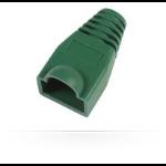MicroConnect Boots RJ45 Green 25packZZZZZ], 33302-25