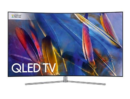"Samsung QE49Q7CAMT 124.5 cm (49"") 4K Ultra HD Smart TV Wi-Fi Silver"