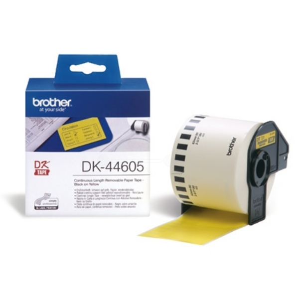 Brother DK-44605 P-Touch Etikettes, 62mm x 30,48m
