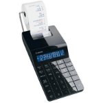 CANON XMARK1 PORTABLE PRINTING CALCULATOR BLACK