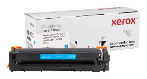 Xerox 006R04177 compatible Toner cyan, 1.3K pages (replaces Canon 054 HP 203A)