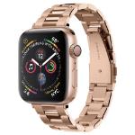 Spigen 061MP25944 smartwatch-accessoire Band Roségoud Roestvrijstaal
