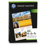 HP CR712AE (951XL) Ink cartridge multi pack, 3x1500 pg, Pack qty 3