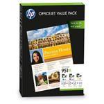 HP CR712AE (951XL) Ink cartridge multi pack, 3x1500 pg, Pack qty 3