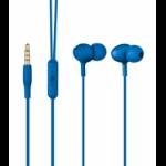 Trust Ziva Auriculares Dentro de oído Azul