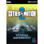 Paradox Interactive Cities in Motion 2: Wending Waterbuses, PC/MAC/Linux Basic Linux/Mac/PC English video game
