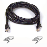 Belkin High Performance Category 6 UTP Patch Cable 1m networking cable