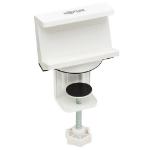 Tripp Lite CLAMPINTL Clamp-On Power Strip Holder, White, International