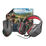 Trust GXT Gaming Bundle 3-in-1 including Far Cry 5 multimedia kit