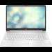 """HP 15s-eq1019ns Portátil 39,6 cm (15.6"""") HD AMD Athlon Silver 8 GB DDR4-SDRAM 256 GB SSD Wi-Fi 4 (802.11n) FreeDOS Blanco"""
