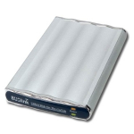 BUSlink 250GB HDD 250GB Grey external hard drive