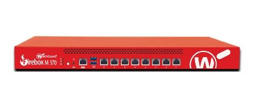WatchGuard Firebox WGM37031 hardware firewall 8000 Mbit/s 1U