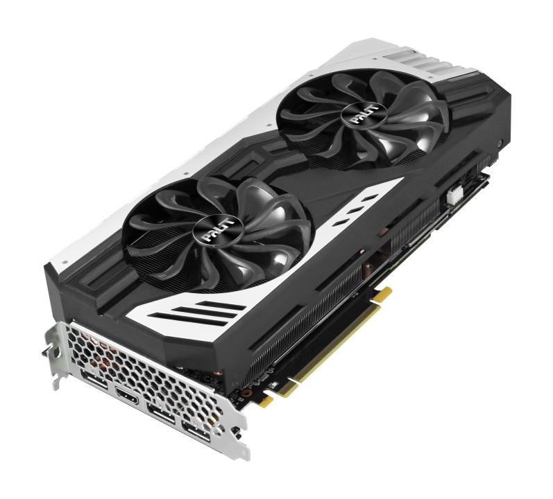 Palit NE6207SS19P2-1040J graphics card GeForce RTX 2070 SUPER 8 GB GDDR6