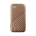 Western Digital My Passport 1000 GB Goud