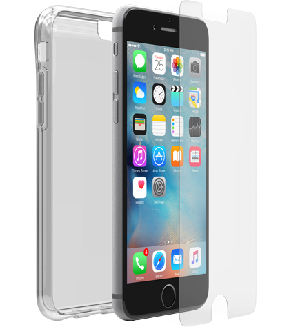 """Otterbox Clearly Protected Skin 11,9 cm (4.7"""") Funda Transparente"""