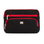 "Griffin XX40809 11.6"" Notebook sleeve Black,Red notebook case"