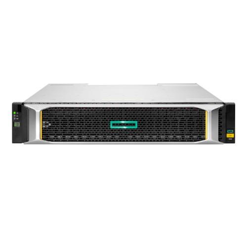 Hewlett Packard Enterprise R0Q40A storage drive enclosure HDD/SSD enclosure Metallic 2.5