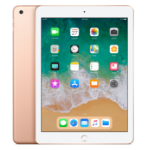 Apple iPad Tablet A10 128 GB Gold