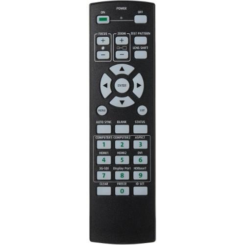 Canon LX-RC01 IR Wireless Press buttons Black remote control