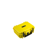 B&W Type 1000 Hard case Yellow