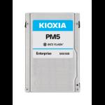 """Kioxia PM5-M 2.5"""" 400 GB SAS 3D TLC"""