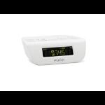 Pure Siesta Mi, Series II Clock Digital White radio