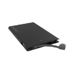 Cygnett ChargeUp Pocket 2500 Lithium Polymer (LiPo) 2500mAh Black power bank