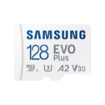 Samsung EVO Plus memory card 128 GB MicroSDXC UHS-I Class 10