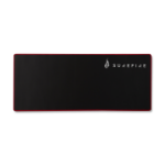 SureFire Silent Flight 680 Gaming mouse pad Black, Red
