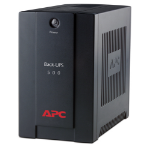 APC Back-UPS Line-Interactive 500VA 3AC outlet(s) Tower Black uninterruptible power supply (UPS)