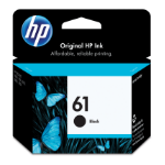HP 61 Black Original 1 pcs