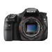 Sony SLT-A58 Body with standard zoom lens