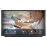 "Infocus INF7530EAG 75"" 3840 x 2160pixels Multi-touch Black touch screen monitor"