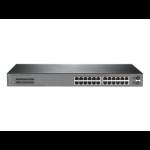 Hewlett Packard Enterprise OfficeConnect 1920S 24G 2SFP Managed L3 Gigabit Ethernet (10/100/1000) Grey 1U