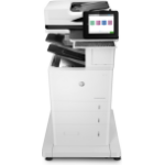 HP LaserJet Enterprise Flow M633z Laser 1200 x 1200 DPI 75 ppm A4 Wi-Fi