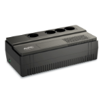 APC BV650I-GR uninterruptible power supply (UPS) Line-Interactive 650 VA 375 W 4 AC outlet(s)