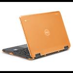 "iPearl mCover notebook case 11.6"" Hardshell case Orange"