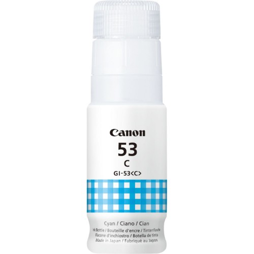 Canon 4673C001 (GI-53 C) Ink bottle cyan, 3K pages, 60ml