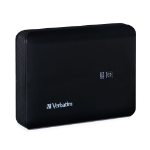 Verbatim 99208 power bank Black Lithium-Ion (Li-Ion) 10400 mAh