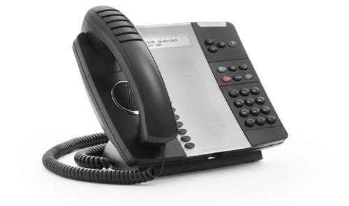 Mitel MiVoice 5312 IP phone Black,Grey Wired handset LED