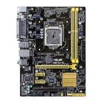 ASUS H81M-C Intel H81 LGA 1150 (Socket H3) microATX motherboard