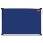 Nobo EuroPlus Felt Noticeboard Blue 1800x1200mm